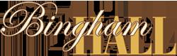 Bingham Hall Logo